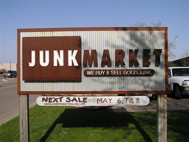 junk market