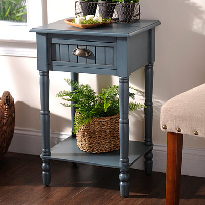 Farmhouse Collection accent table