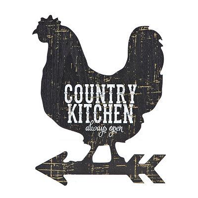 Farmhouse Collection chicken sign