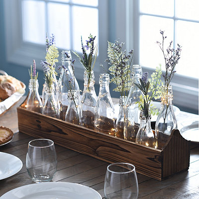 Farmhouse Collection vase runner set