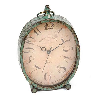 Kirklands Flea Market Colleciton clock