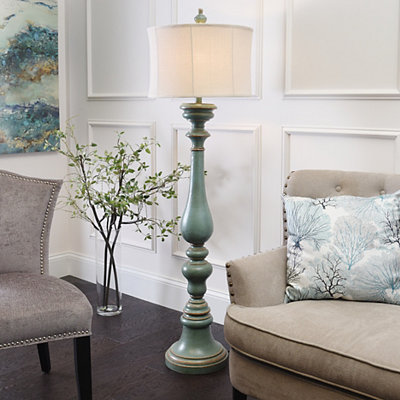 Vintage Charm Collection floor lamp