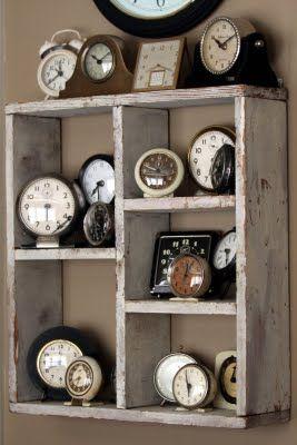 vintage clocks 3