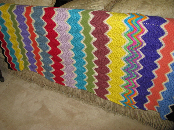 vintage-crochet-throw