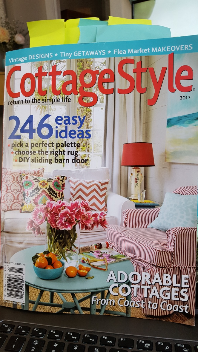 Another Cottage Style Magazine Yep Junk Makes The Soul Happy