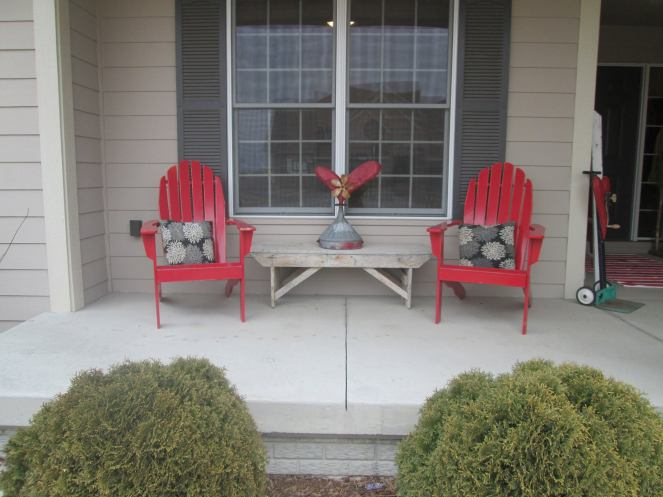 porch heart