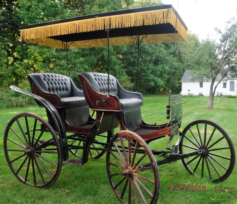 old buggy