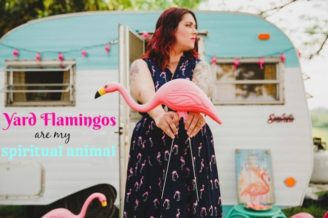 Spiritual Animal FLAMINGO-THEMED-ELOPEMENTS-IDEAS-IN-A-VINTAGE-AIRBNB-CAMPERVAN-16-800x534