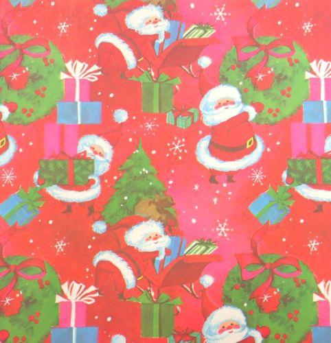 cute santa paper