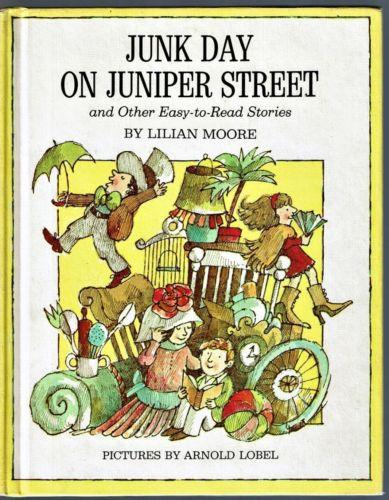 junk day on juniper street book