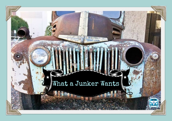 what a junker wants