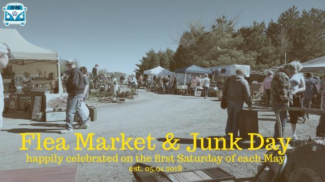 Flea Market & Junk Day est 05012018
